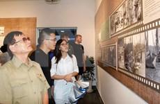 Realizan fotógrafos argentinos exposición sobre Vietnam