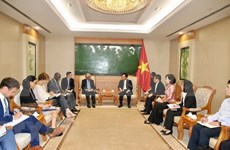 Agradece Vietnam ayuda internacional por su desarrollo