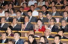 Celebran el programa de intercambio artístico Vietnam - China