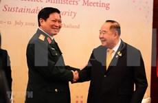 Vietnam elogia el papel de Tailandia en la cooperación de defensa de la ASEAN