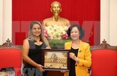 Consolidan nexos organizaciones juveniles de Vietnam y Venezuela