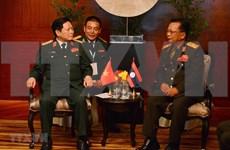 Reafirma Vietnam importancia de sus vínculos militares con Laos