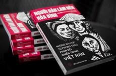 Presentan en Hanoi libro sobre movimientos en EE.UU. contra la guerra en Vietnam