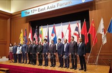 Asiste vicecanciller vietnamita al XVII Foro de Asia Oriental