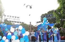 Hanoi celebra XX aniversario de reconocimiento como Ciudad por la paz