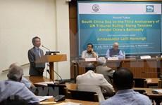 Seminario sobre Mar del Este en la India