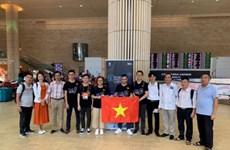 Vietnam cosecha medallas en Olimpiada Internacional de Física