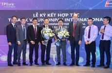 Suscribe banco vietnamita TPBank convenio de pagos con UnionPay
