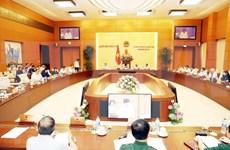 Inauguran la XXXV sesión del  Comité Permanente de Asamblea Nacional de Vietnam
