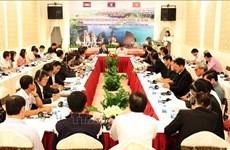 Promueven conectividad turística en Área del Triángulo de Desarrollo Camboya-Laos-Vietnam