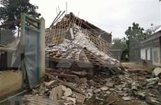 Afecta nuevo terremoto de magnitud 6,1 las costas de Indonesia
