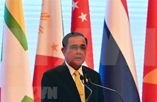 Anuncia primer ministro de Tailandia fin del gobierno militar