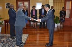 Prioriza Papúa Nueva Guinea el fomento de sus nexos con Vietnam