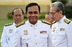 Jura nuevo Gobierno de Tailandia