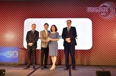 Reconocen a Vietcombank como mejor banco de Vietnam en 2019