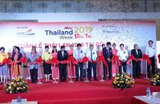 Inaugura Semana de Tailandia en provincia vietnamita de Ben Tre