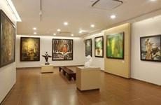 Participarán pintores extranjeros en exposición de Bellas Artes en Da Nang