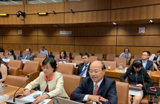 Aspira Vietnam a participar en elaboración de regulaciones de comercio internacional