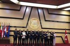 ASEAN y Turquía concretan sectores prioritarios de cooperación hasta 2023