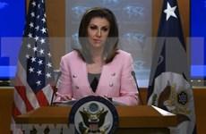 Estados Unidos rechaza la interferencia de China en actividades de exploración de petróleo en el Mar del Este