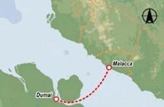 Abrirán Indonesia y Malasia nueva vía acuática entre Dumai y Malacca