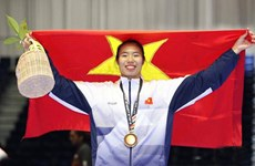 Obtuvo Vietnam tres medallas de bronce en XVI Campeonato Asiático de Karate