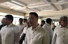 Nombran en Filipinas a Alan Peter Cayetano presidente de la Cámara de Representantes