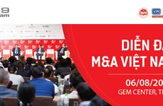 Anuncian próxima inauguración del Foro M&A Vietnam 2019