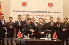 Proyecta Vietnam intercambiar experiencias con China sobre auditoría estatal