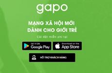 Lanzan la nueva red social Gapo creada por técnicos vietnamitas