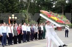 Honra máxima legisladora vietnamita a mártires de guerras patrióticas