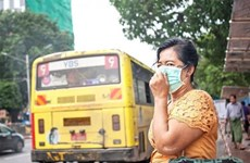 Aumentan a 71 las muertes por influenza A(H1N1) en Myanmar