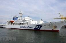 Desarrolla visita a Vietnam delegación de la Guardia Costera de Japón