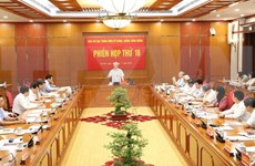 Vietnam se compromete a seguir con firmeza lucha anticorrupción