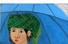 Exhiben en Italia obra de pintora sorda vietnamita