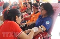 Donan en Vietnam más de 85 mil unidades de sangre durante campaña voluntaria