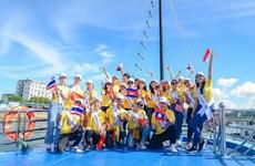 Inauguran el Concurso de Canto ASEAN+3 en la ciudad vietnamita de Ha Long