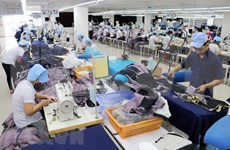 Registra provincia vietnamita alto ingreso por exportaciones de calzados y textiles