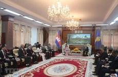 Aprecia dirigente de Camboya desarrollo de Ciudad Ho Chi Minh