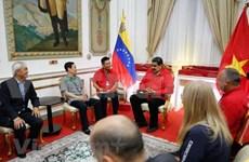 Asiste Partido Comunista de Vietnam al Foro de Sao Paulo en Venezuela