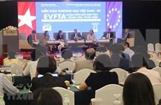 Impulsará nuevo TLC intercambio comercial entre la UE y Vietnam
