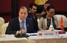 Vietnam asiste a reuniones de ASEAN y sus socios en Tailandia