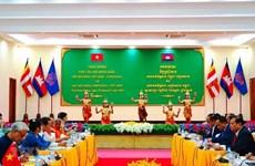 Profundizan Vietnam y Camboya nexos de amistad