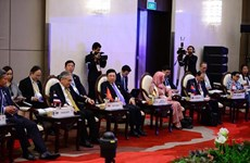 Cancilleres de ASEAN revisan situación de derechos humanos