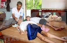 Lanzan en Vietnam campaña en apoyo a víctimas del Agente Naranja