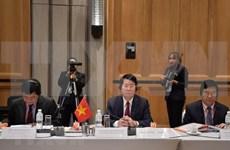 Vietnam y Tailandia fomentan cooperación en seguridad