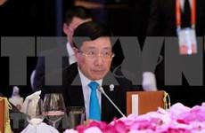 Proyecta Vietnam fortalecer la cooperación en mecanismos internacionales con varios países