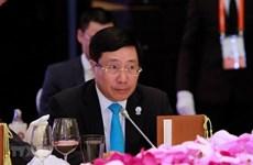 Países ribereños de Mekong e India acuerdan nuevos sectores de cooperación