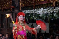 Inauguran en ciudad vietnamita exposición sobre culto a Diosa Madre