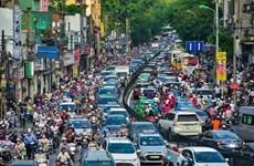 Planea Hanoi desarrollar un nuevo mapa de tránsito en línea